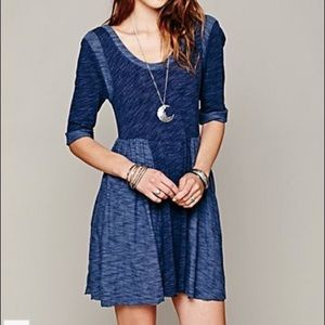 FP Beach Good Morning Sunshine Knit Dress